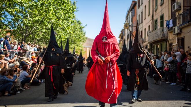 Procession de la Sanch - Perpignan